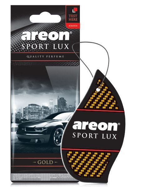 Obrázek AREON SPORT LUX - Gold