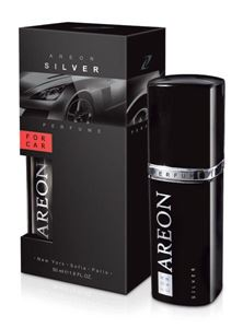 Obrázek AREON CAR PERFUME - Silver II 50ml