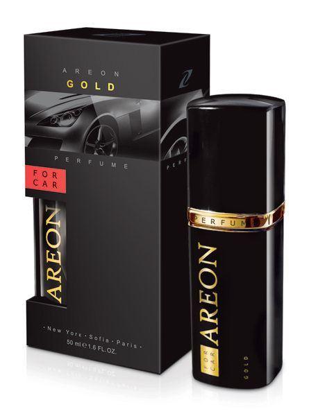 Obrázek AREON CAR PERFUME - Gold II 50ml