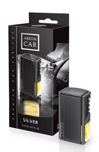 Obrázek AREON CAR - Black edition Silver