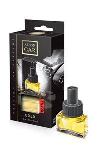 Obrázek AREON CAR - Black edition Gold náplň