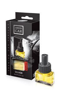 Obrázek AREON CAR - Black edition Silver náplň