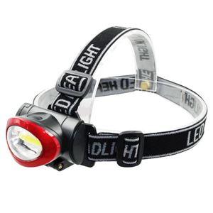 """Obrázek Svítilna LED """"čelovka"""" 3W 180lm 3xAAA"""