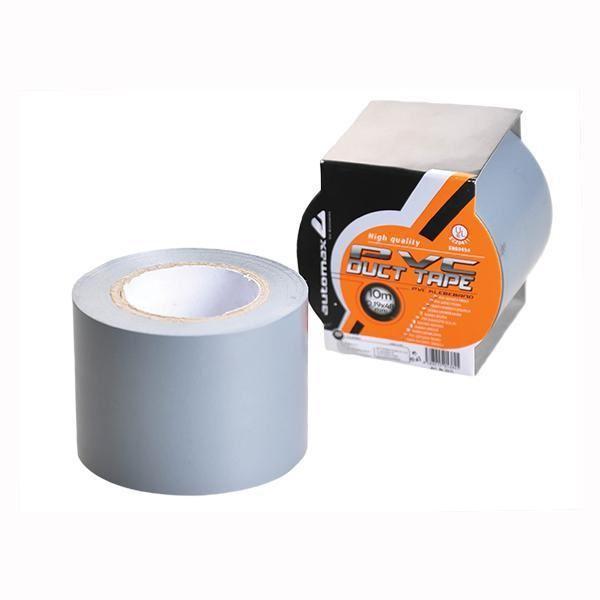Obrázek Izolační páska PVC stříbrná 48mm x 10m x 0,19